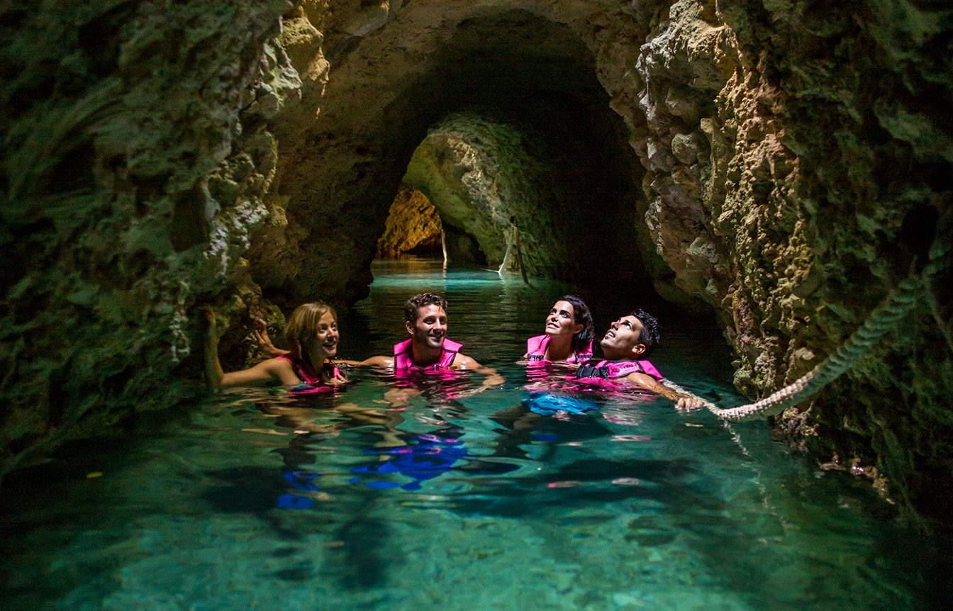 Xcaret Park Cancun's Top Excursion